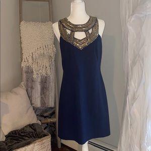 Carlton Shift dress